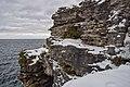 Bruce Peninsula National Park cliffs.jpg