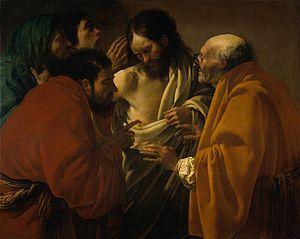 Doubting Thomas (1621 1623)