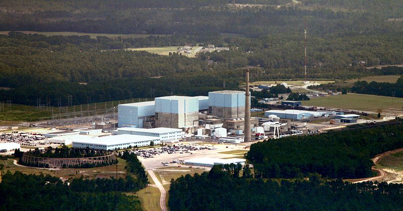 Nuclear Event Fire Explosion Brunswick Steam Electric Plant Unit