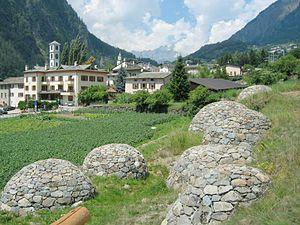 Brusio - Brusio village