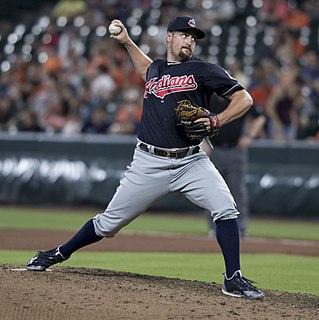 Bryan Shaw (baseball) American baseball player