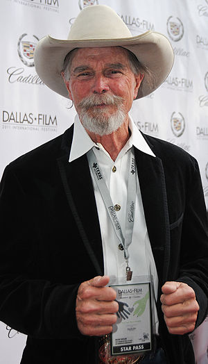 Buck Taylor - Taylor at the 2011 Dallas International Film Festival