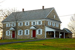Buckingham Friends BucksCo PA from SE.jpg