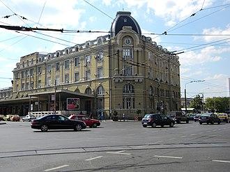 Bucharest North railway station - Image: Bucuresti, Romania, Gara de Nord; B II m B 18803 (2)