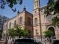Budapest Große Synagoge Fassade 3.JPG