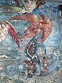 Buffalmacco, trionfo della morte, diavoli 26.JPG
