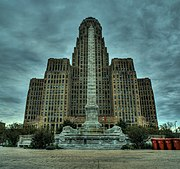 Buffalo City Hall HDR
