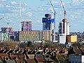 Building construction at Tottenham Hale, Haringey 4.jpg