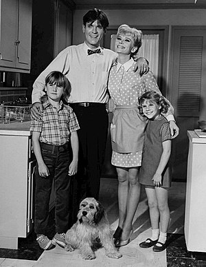 Blondie (1968 TV series) - The Bumstead family.