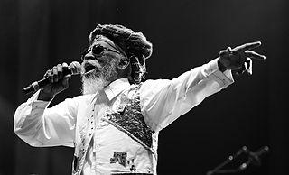 Bunny Wailer Jamaican musician