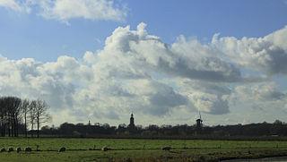 Buren Municipality in Gelderland, Netherlands