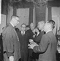 Burgemeester Van Hall ontvangt premier Ikeda van Japan in zijn ambtswoning, Bestanddeelnr 914-5350.jpg