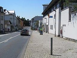 Sossenheimer Kirchberg in Frankfurt am Main