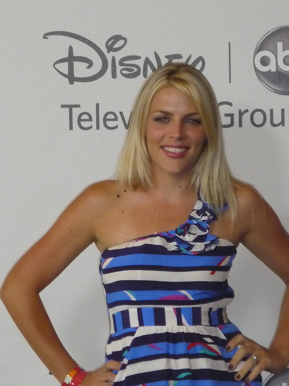 Busy Philipps at TCA 2010