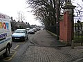 Busy road outside King Edward VII School - geograph.org.uk - 10774.jpg