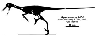 <i>Byronosaurus</i> Extinct genus of dinosaurs
