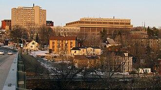 Cégep de Sherbrooke - Image: Cégep de Sherbrooke
