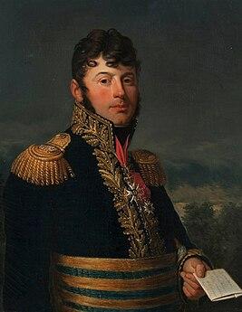 César Alexandre Debelle French general