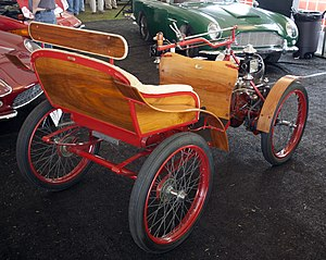 Front-wheel drive - 1898-1901 Victoria Combination