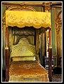 CAMA DE D. PEDRO IV - Palácio Nacional de Queluz - PORTUGAL – LXI (4086270135).jpg