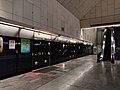 CC2 Bras Basah MRT station Platform A.jpg