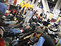 CES 2012 - Inada recliners (6791473448).jpg