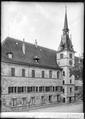 CH-NB - Lausanne, Ancienne académie, vue partielle extérieure - Collection Max van Berchem - EAD-7270.tif