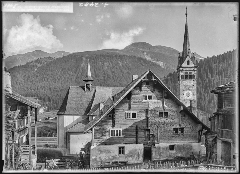 File:CH-NB - Sedrun, Kirche St. Vigilius, vue partielle - Collection Max van Berchem - EAD-7047.tif
