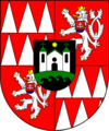 COA archbishop CZ Matocha Josef Karel.png