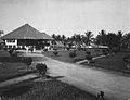 COLLECTIE TROPENMUSEUM Etablissemènt Soengei Behasa (Senembah Mij.) a 1893 TMnr 60025578.jpg