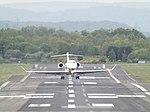 CS-CHB Bombardier Challenger 350 Netjets Europe (34666126253).jpg