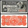 CUB-46a-El Banco Espanol de la Isla de Cuba-50 Centavos (1896).jpg