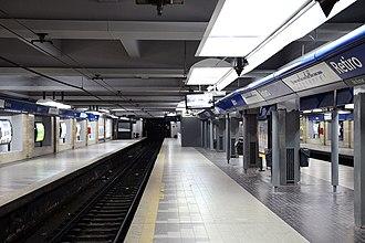 Retiro (Line C Buenos Aires Underground) - Image: C retiro