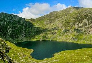 Cadair Idris Mountain in Wales
