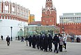 Cadets entering Kremlin (winter 2013) by shakko 02.jpg