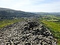 Caer Drewyn Celtic Hillfort between the Clwydian Range and the Berwyn Mountains, Corwen, Wales; early Iron Age 43.jpg