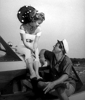 Caesar's Hour - Janet Blair and Sid Caesar (1956)