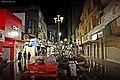 Calçadão Salvador Isaia durante a noite 2016.jpg