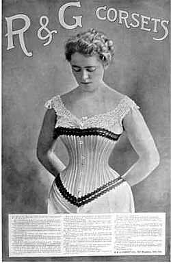meaning of corset
