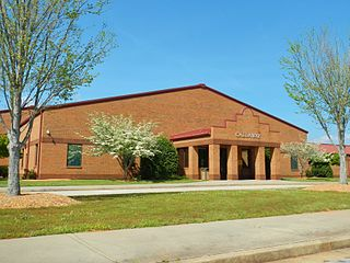 Callaway High School (Georgia) Public secondary school in Hogansville, Georgia, United States