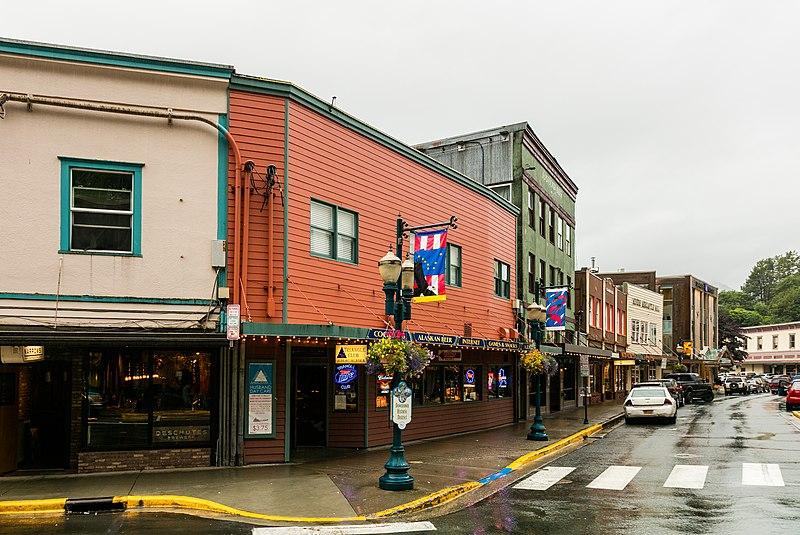 File:Calle Front, Juneau, Alaska, Estados Unidos, 2017-08-17, DD 24.jpg