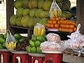 Cambodia 08 - 038 - fruit at the market (3198828515).jpg