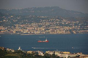 Deutsch: Campi Flegrei (Provinz Neapel). Pozzu...