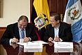 Canciller de Guatemala visita Ecuador (10332526046).jpg