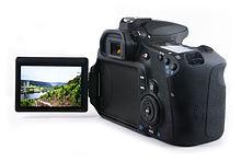 Canon EOS 60D - Wikipedia