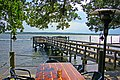 Cap's on the Water, Dockside Table - panoramio.jpg