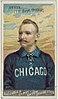 Cap Anson, Chicago White Stockings, baseball card portrait LCCN2007680738.jpg
