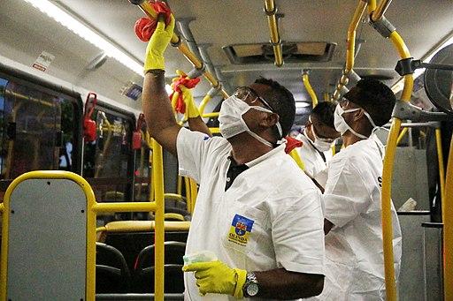 Capacitação dos profissionais da Saúde que atuarão nos terminais de ônibus - 49667698972
