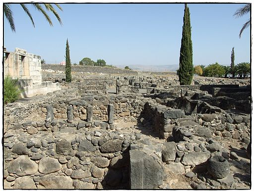 Capernaum - Sea of Galilee by Madelien Knight
