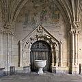 Capilla de San Nicolás, Catedral de León. Portada.jpg